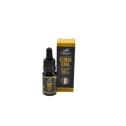 olio cbd 15 gocce 10 ml cannabidiolo