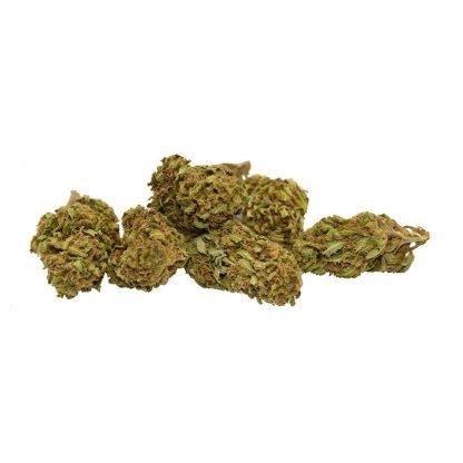 Spicy green marijuana light