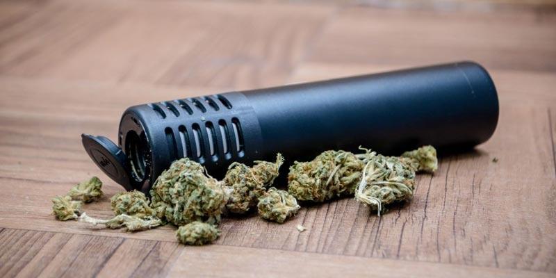 vaporizzatore erba portatile