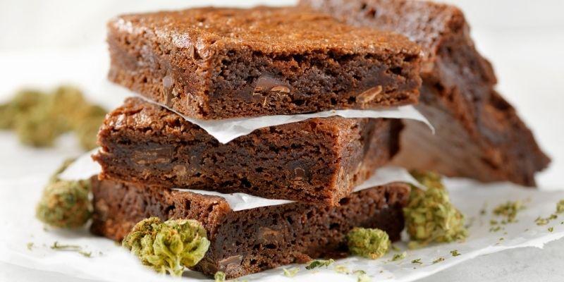brownies marijuana cioccolato ricetta