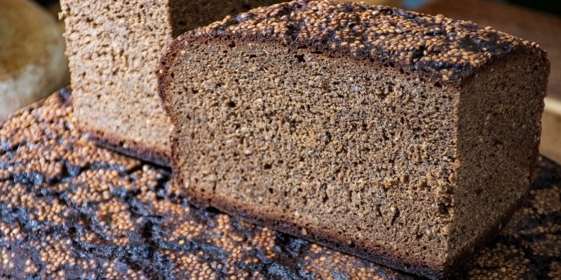pane di semi di canapa