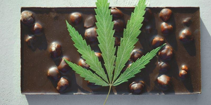 cioccolato alla marijuana