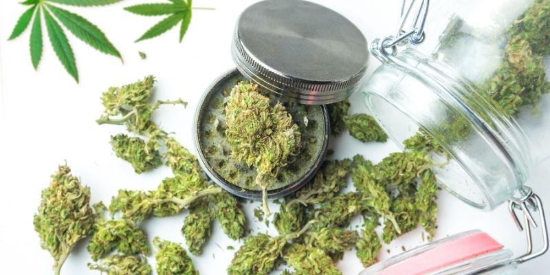 marijuana per tisane rilassanti