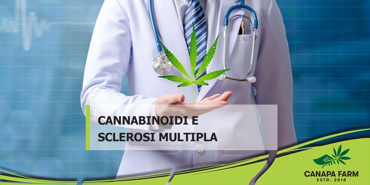 cannabinoidi e sclerosi multipla
