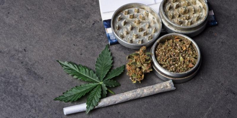 fumare cannabis harlequin